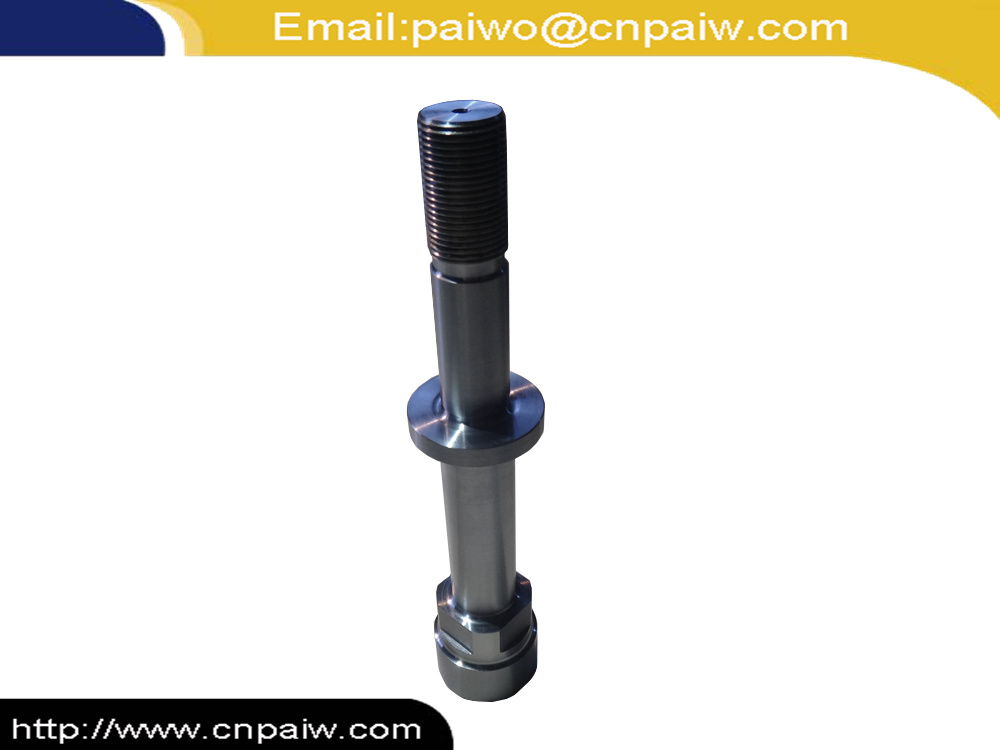Forged Machining AISI 4130 and AISI 4140 Transmission Shaft
