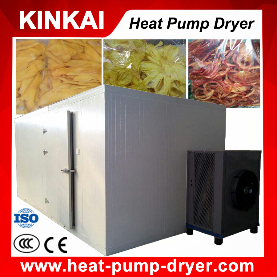 Max Drying Temp 75 Deg C Heat Pump Agricultural Dryer for Drying Fruits and Vegetables