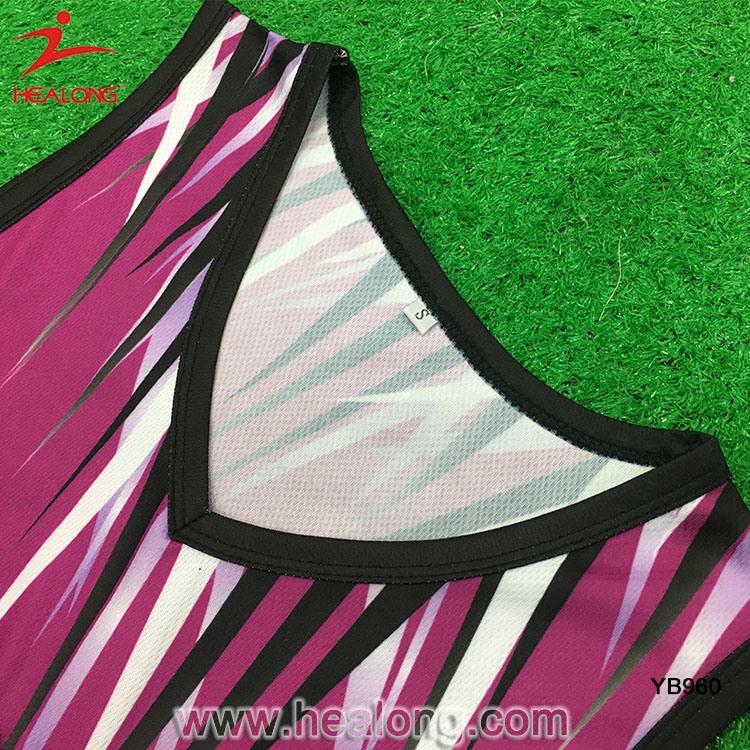 Healong Dropship Fully Dye Sublimation Bespoke Netball Skirt