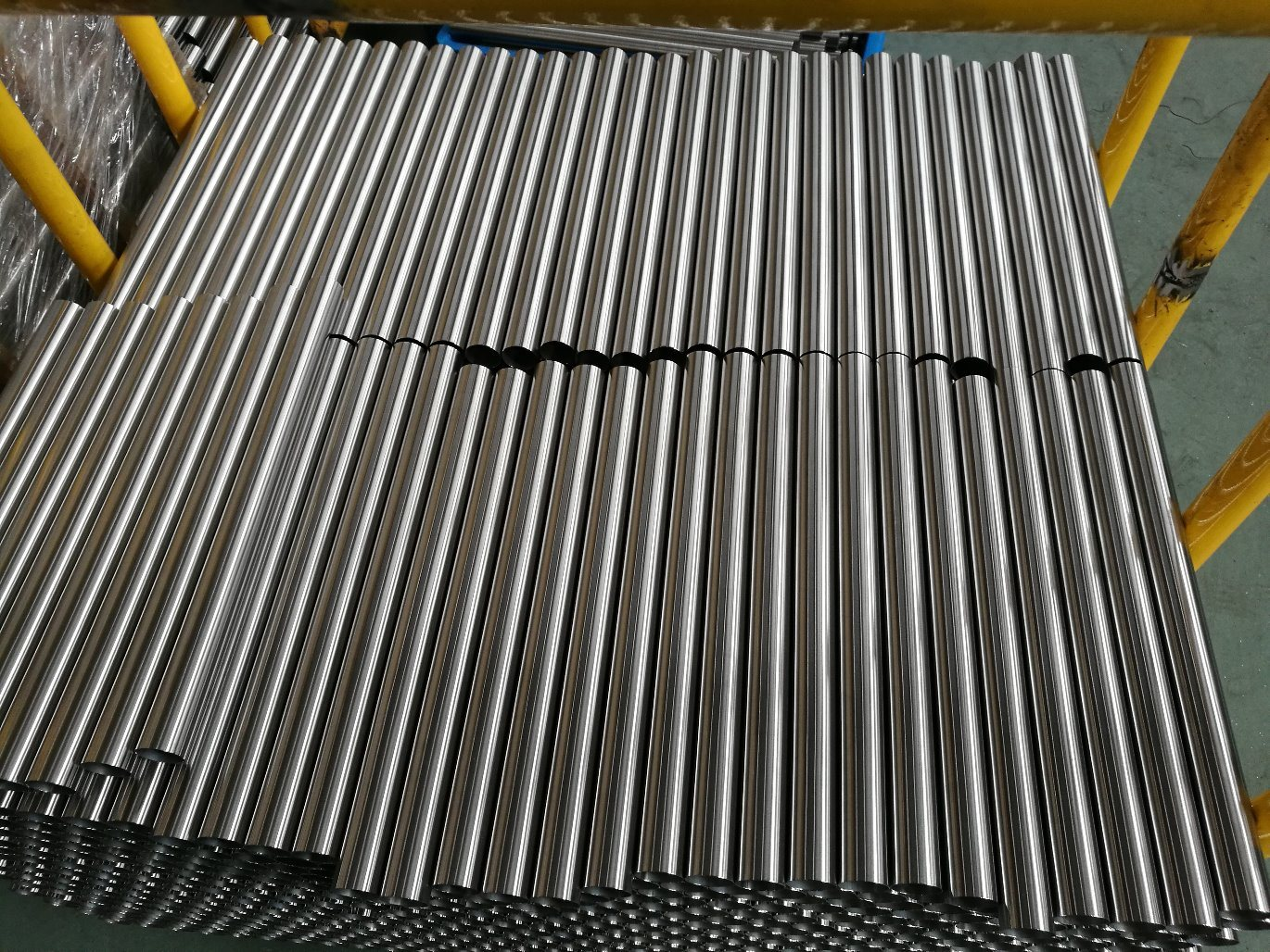Welded Stainless Steel Welded Tube for Liquid Delivery