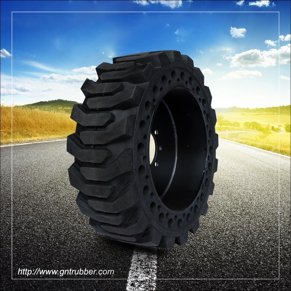 12-16.5, 10-16.5, 16/70-20, 16/70-24 OTR Tire, Industrial Tire Forklift Tire, Solid Tire