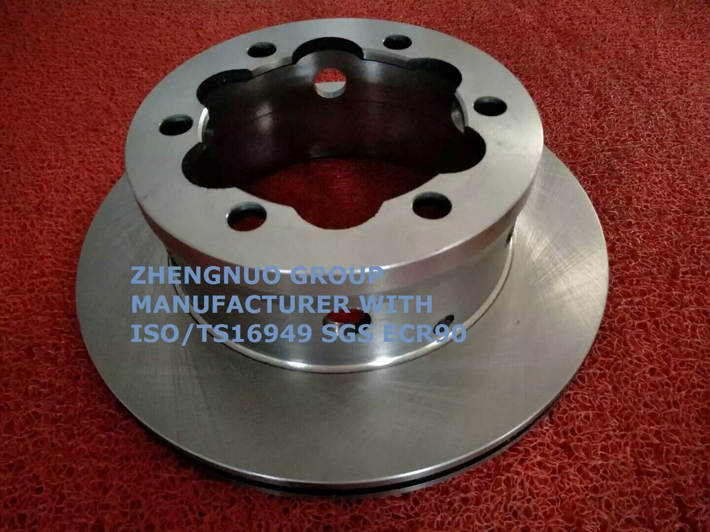 China Manufacturer Auto Brake System Rear Brake Rotor for Mazda