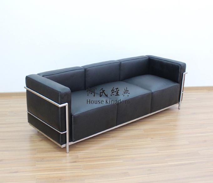 LC3 Club Chair (7017B-3)