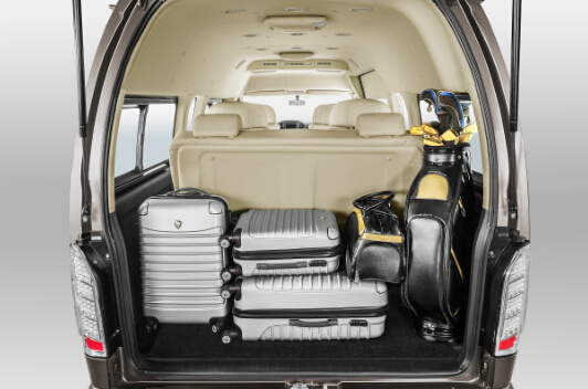 Entirely New Changan Hiace Minibuses 9seats-17seats Diesel
