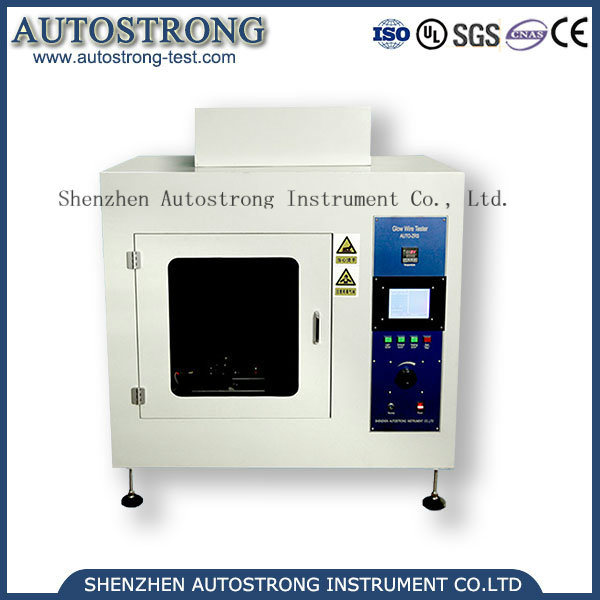 Autostrong Test Equipment Glow Wire Flammability Test /Testing Machine