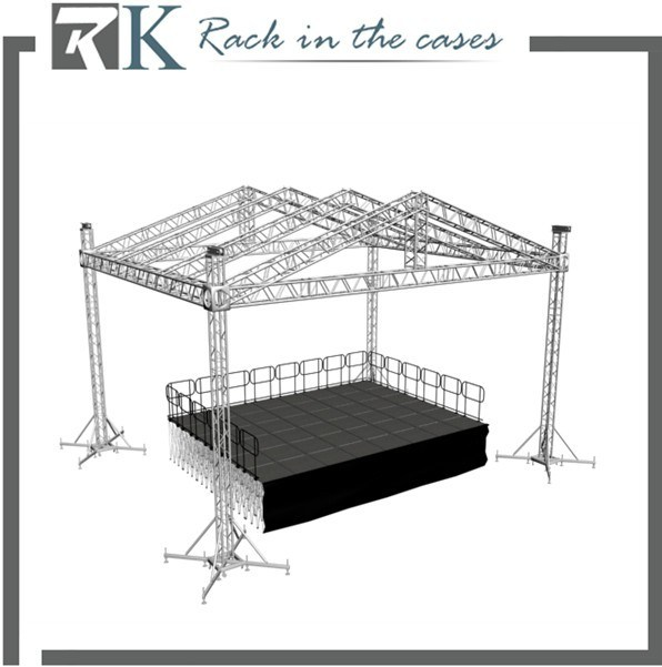 Wholesale Bolt Spigot Aluminum Stage Truss for Hanging LED Light Video