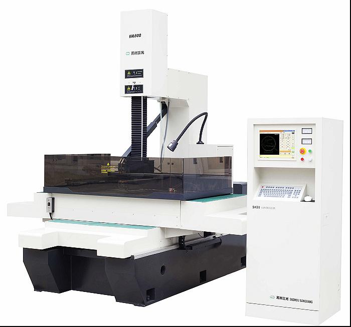 Large Travel: AC Servo Multi-Cutting Molybdenum Wire Cut EDM (HA800) Ssg