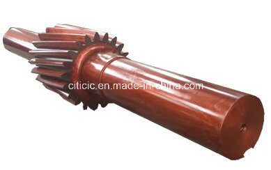 Pinion Shaft for Ratory Kiln and Rotary Dryer Transmission