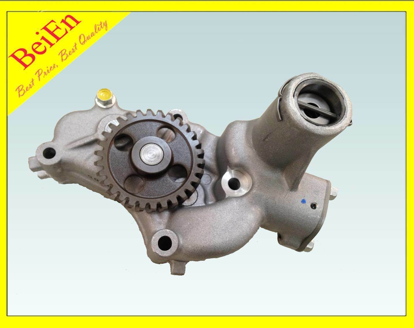 Genuine Oil Pump Assy for Excavator Engine Spre Parts (Part number: 1131003121)