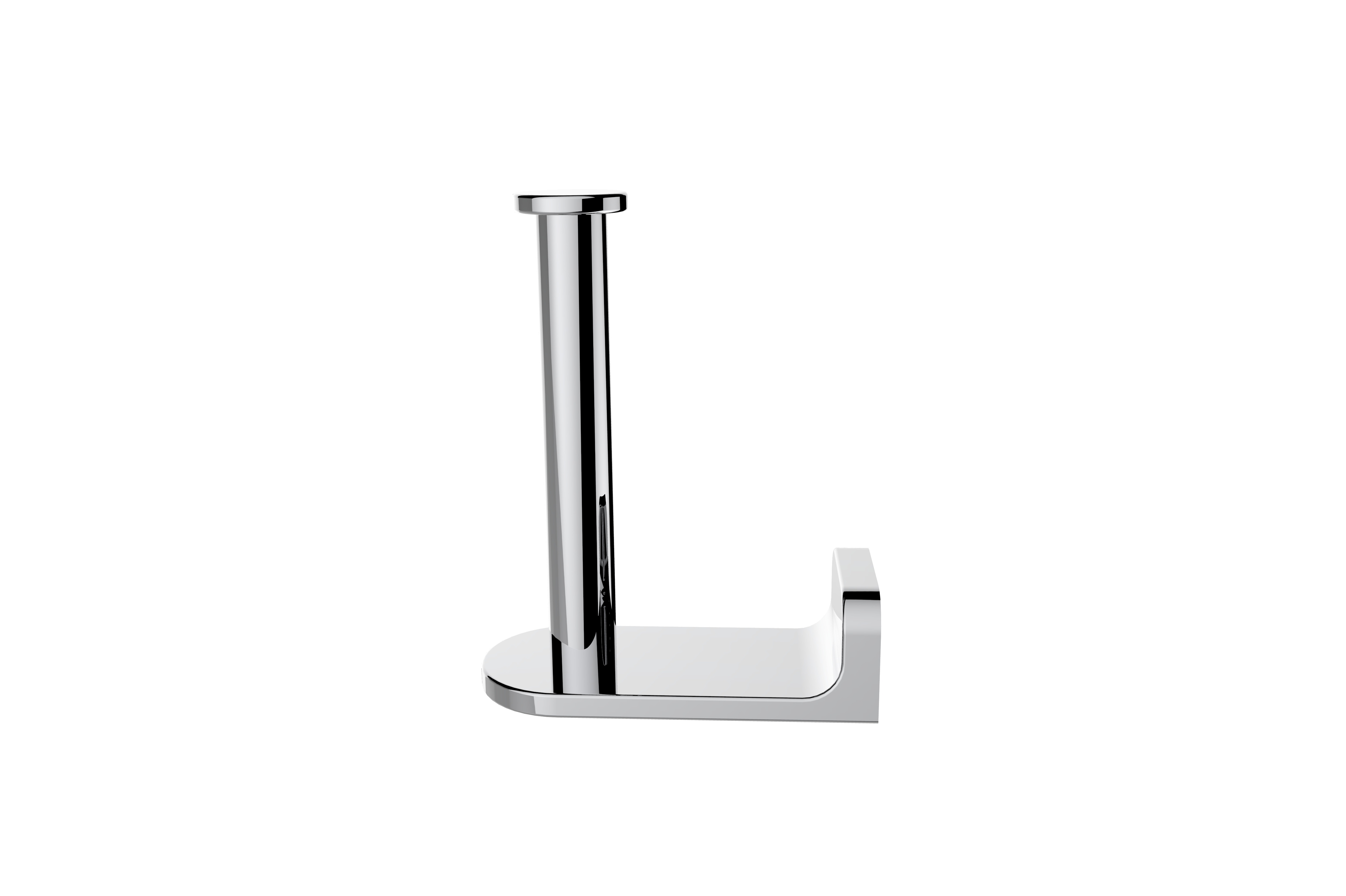 Chrome Brass Toilet Paper Holder for Bathroom