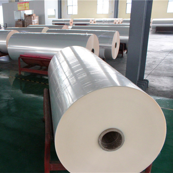Vacuum Metalized Film (VMCPP M128G)