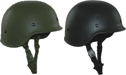Nij Iiia Level Military Bulletproof Helmet