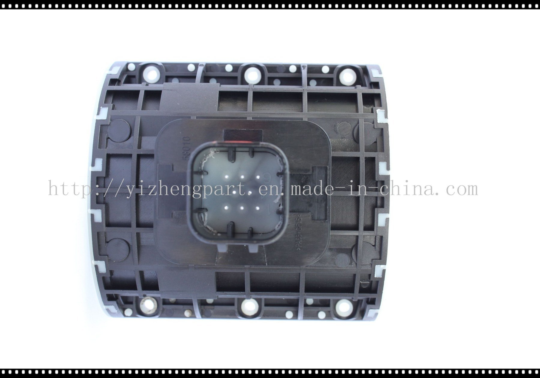 Two Color Plastic Injection Mould Double Injection Mould