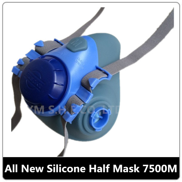 CE Certified Silicone Half Mask