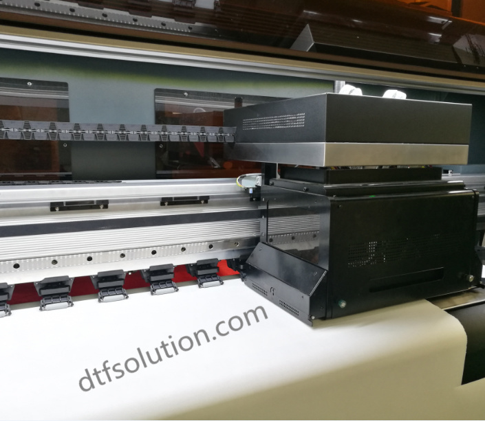 Fd-6194e Digital Textile Printing Machine