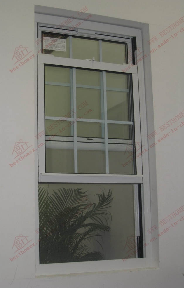 Multiple Design American Standard PVC Sliding Window (BHP-LW07)