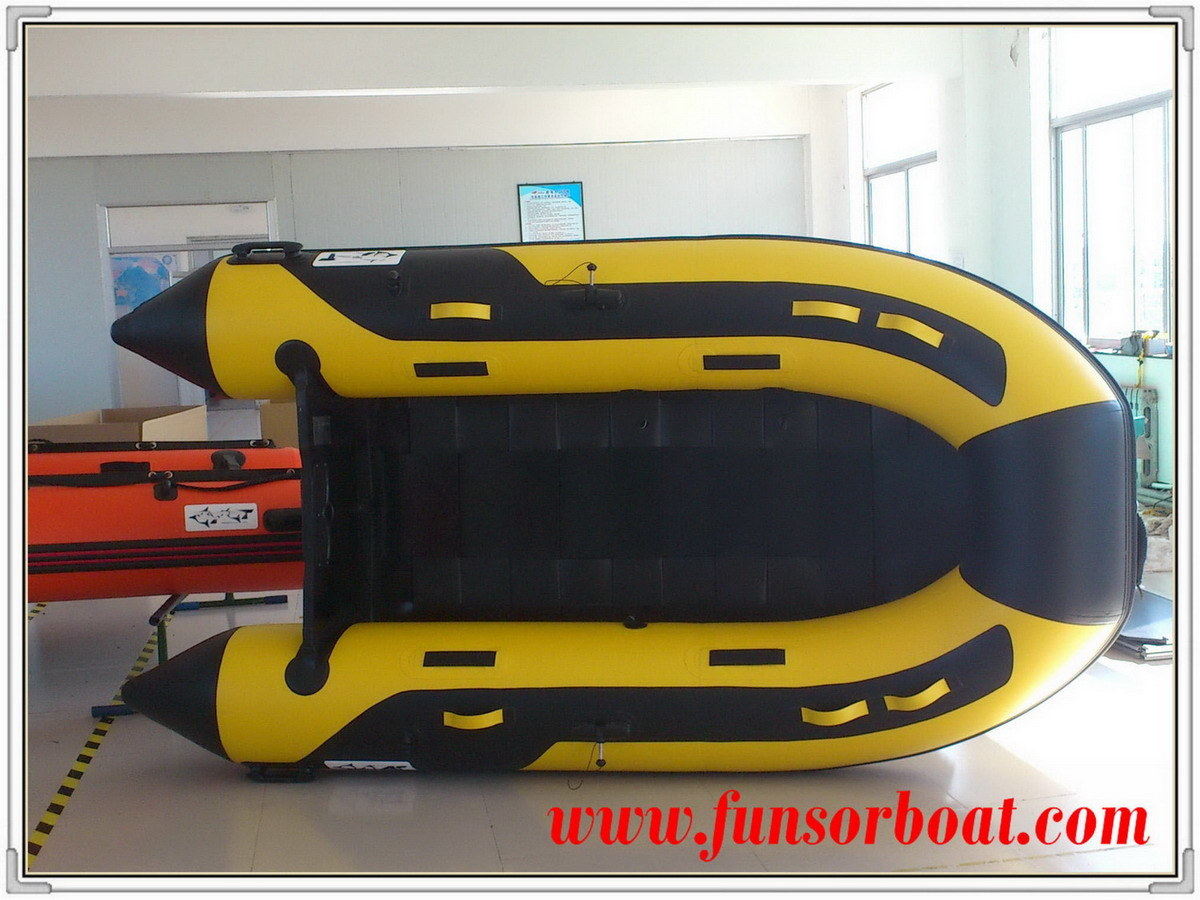 Yacht with Inflatable Tube (FWS-D290)