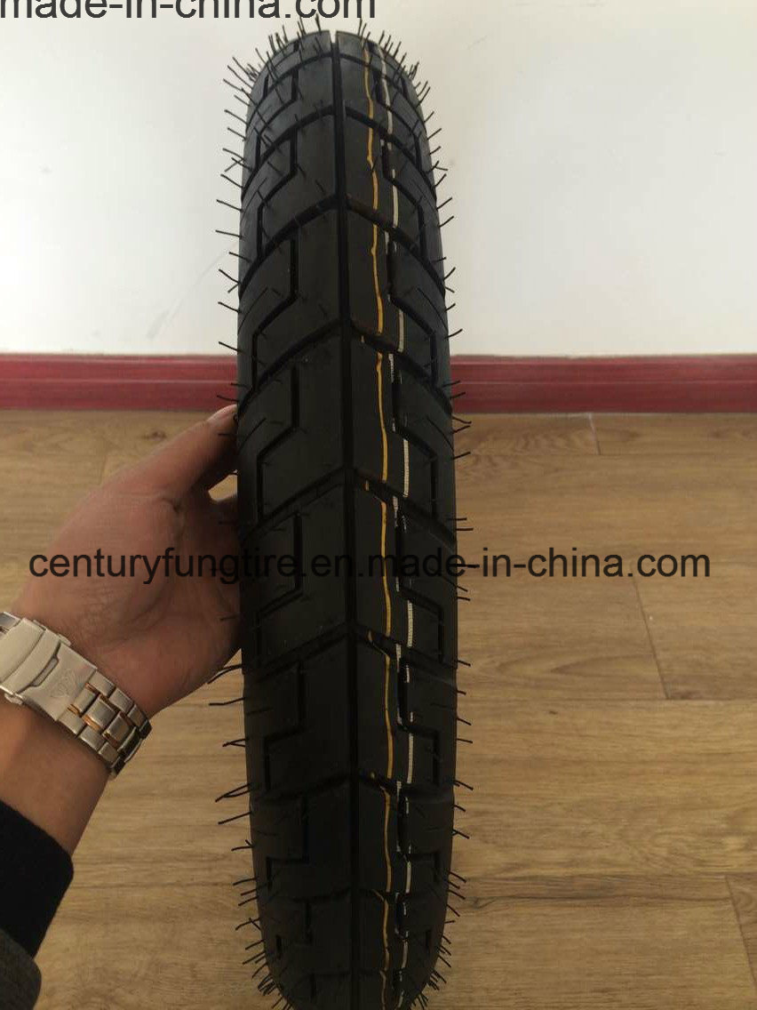 High Quality Motorcycle Tubeless Tire 90/90-18 with Competitive Price