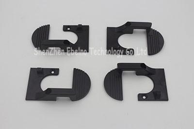 Black Anodizing CNC Machining Part Molding Part