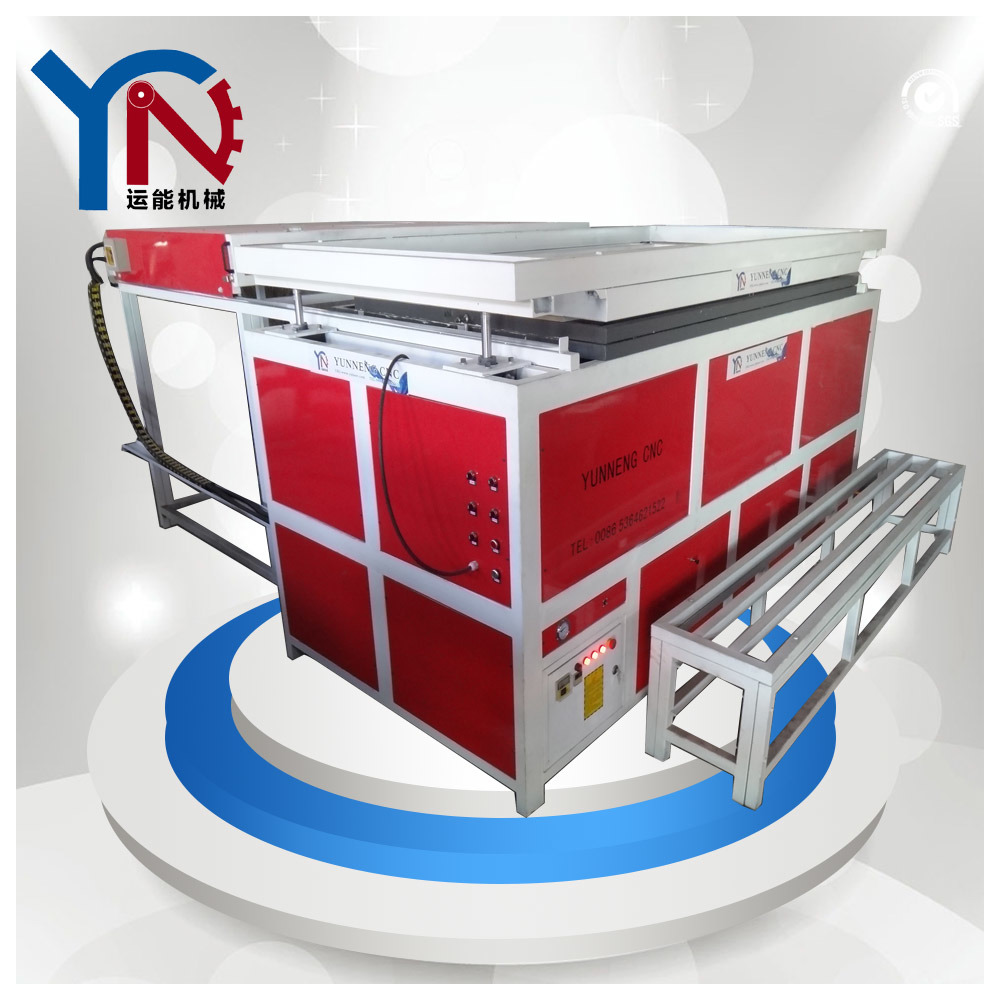 Acrylic Solid Surface Bathtub Mould Thermoforming Vacuum Machine