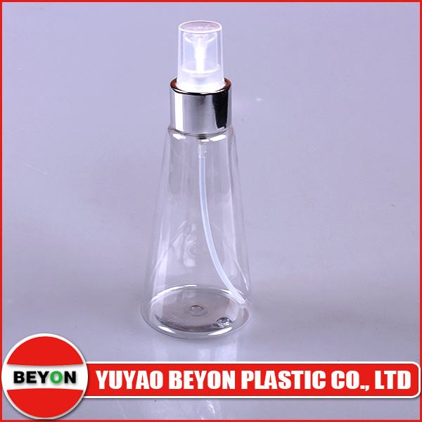 150ml Plastic Pet Bottle with Conical Shape (ZY01-D039)