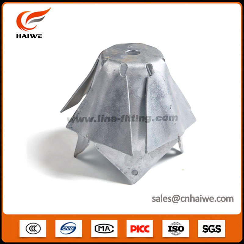 Hot dip Galvanized 8 Way Anchor Expanding for Pole Line Hardware