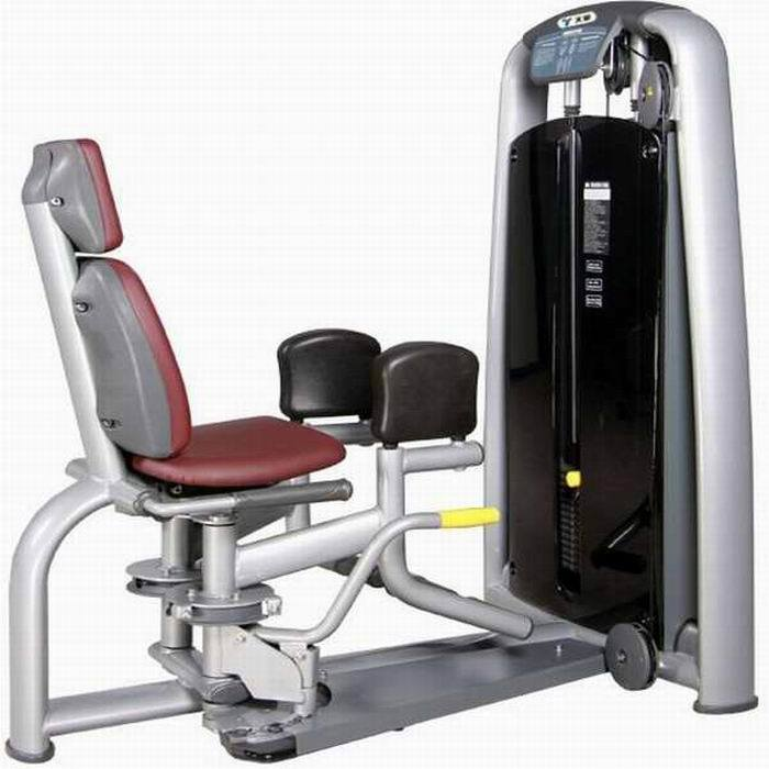 outer thigh abductor machine