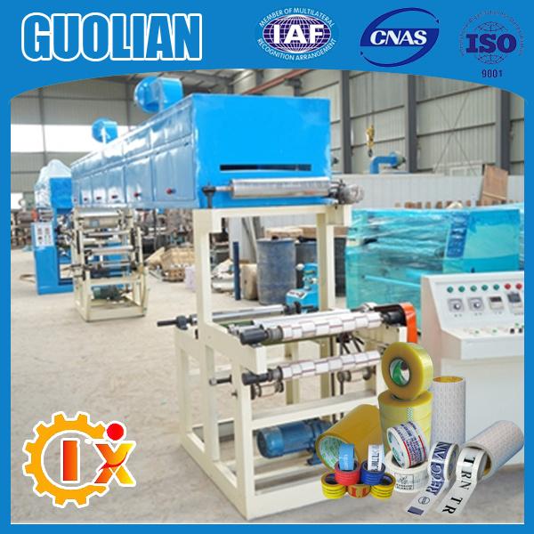 Gl-500b Hot Sale Super Self Adhesive Tape Making Machine