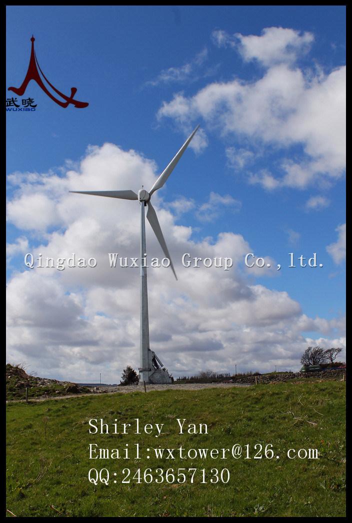 5m-50m Wind Turbine Tower