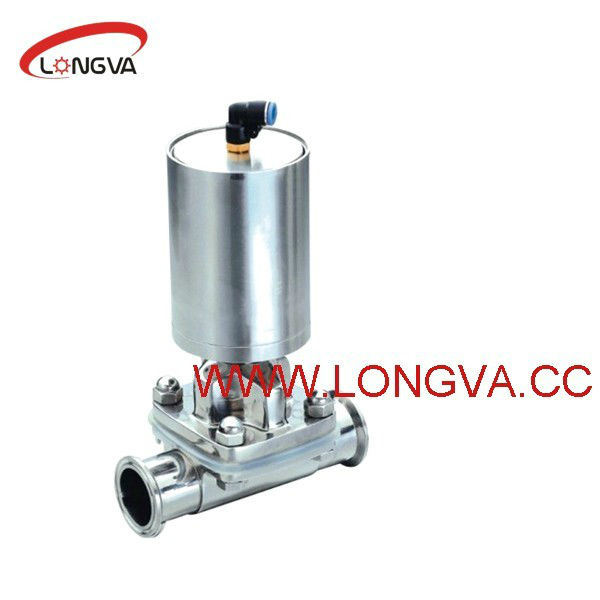 Stainless Steel Butterfly Valve Pneumatic Actuator