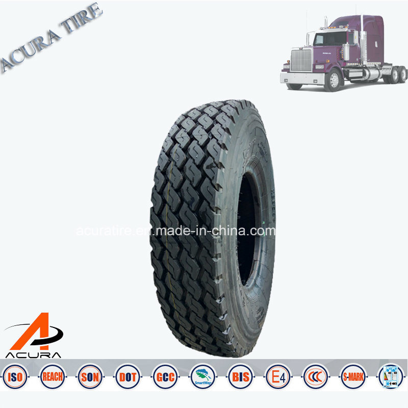 Good Quality Heavy Duty Raidal TBR Truck Tire 11.00r20