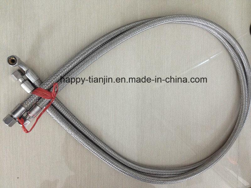 SAE100 R14 PTFE Lined Teflon Hydraulic Hose