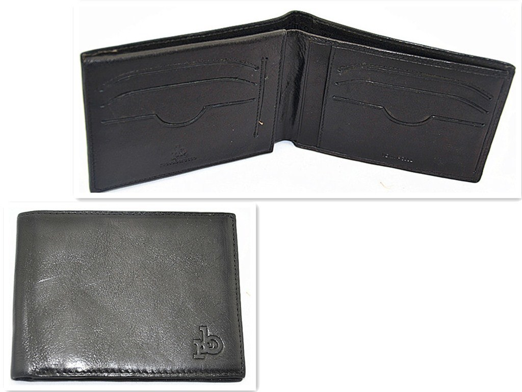 Men′s Classic Leather Wallet/Purse/Bag (JYW-29141)