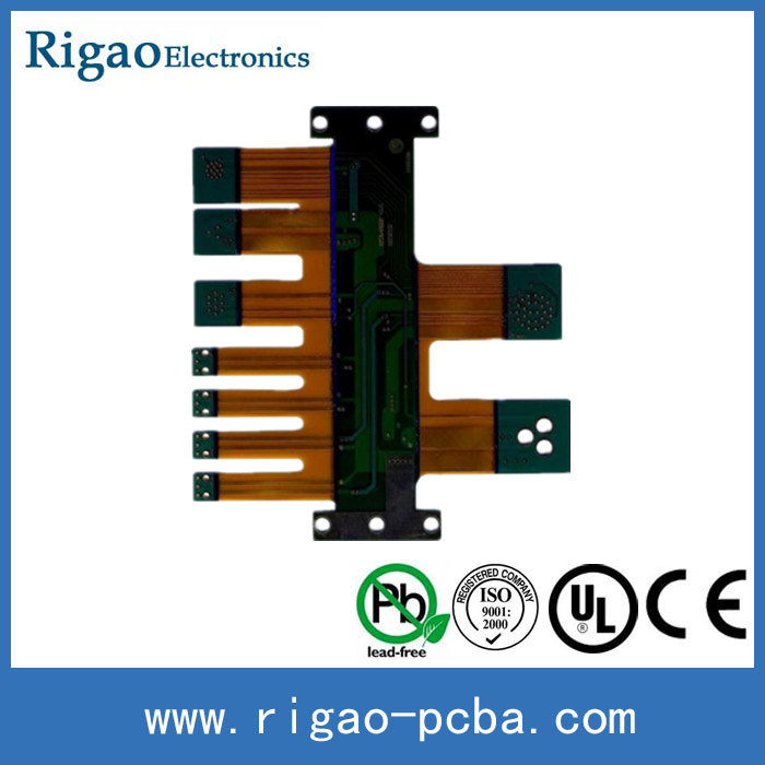Prototype Rigid Flexible PCB Board