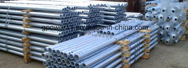 Ground Screw Helix Pile for Foundation