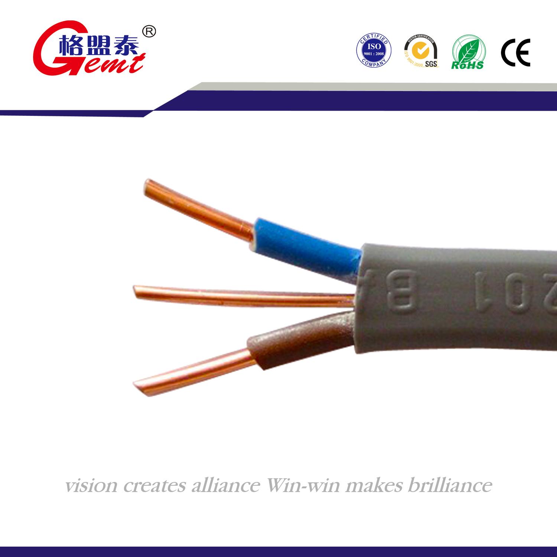 2.5mm BVVB 3cores Multi Wire Stranded