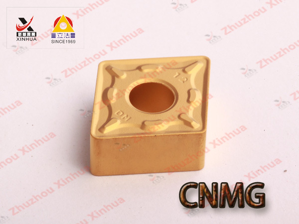 Cemented Carbide Indexable Inserts for Turning Cutting (CNMG)