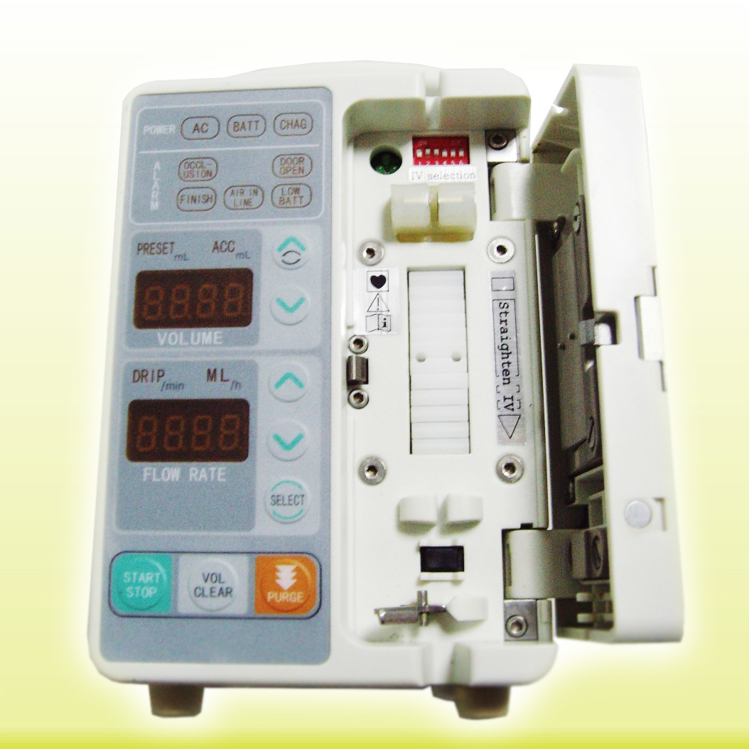 CE Marked Infusion Syringe Pump (SM-S01)