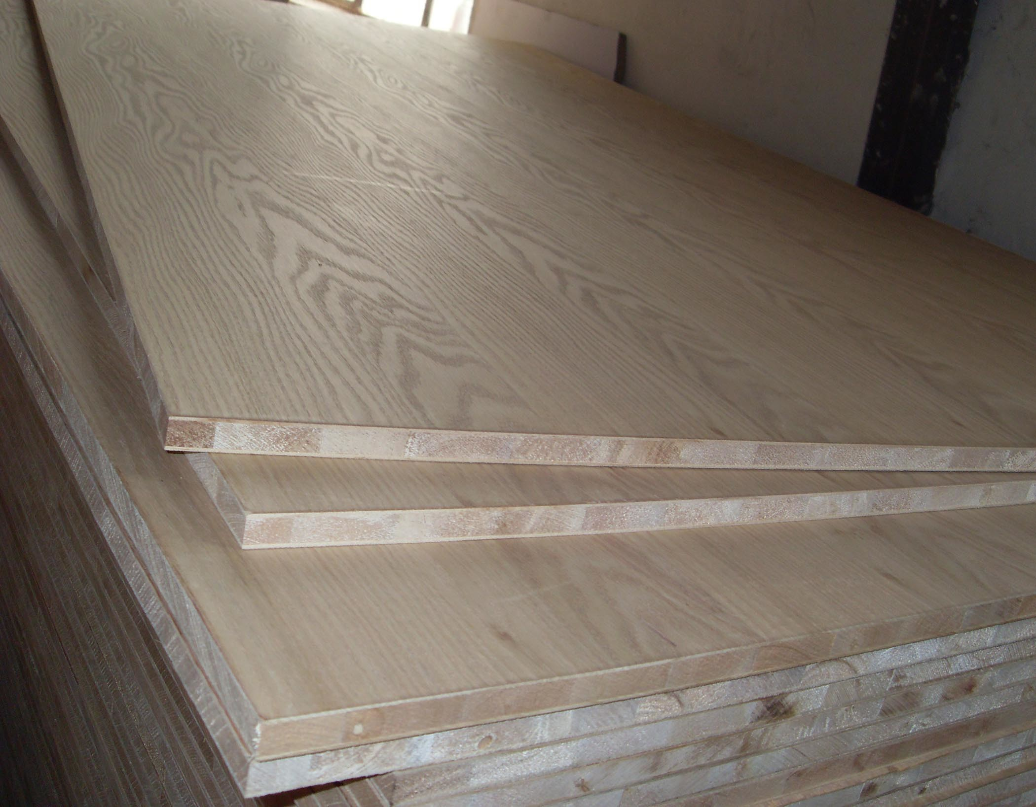 China wood veneer blockboard hpl
