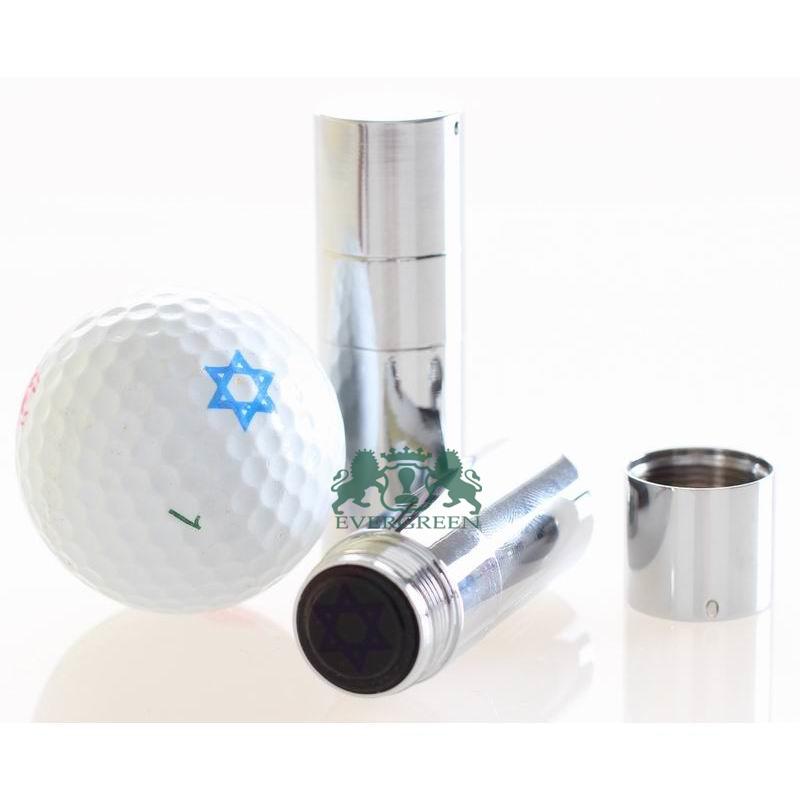 Aluminum Golf Ball Stamps (EG-R12)
