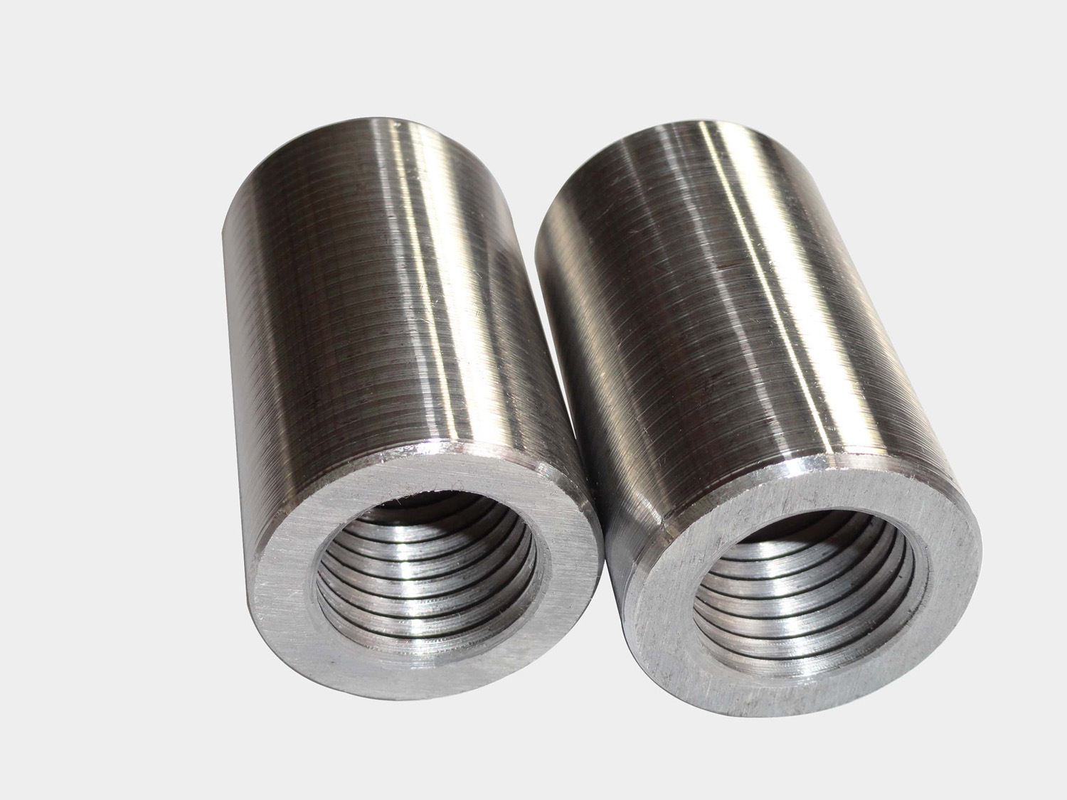 Threaded Bar Couplers : China bar coupler rebar thread