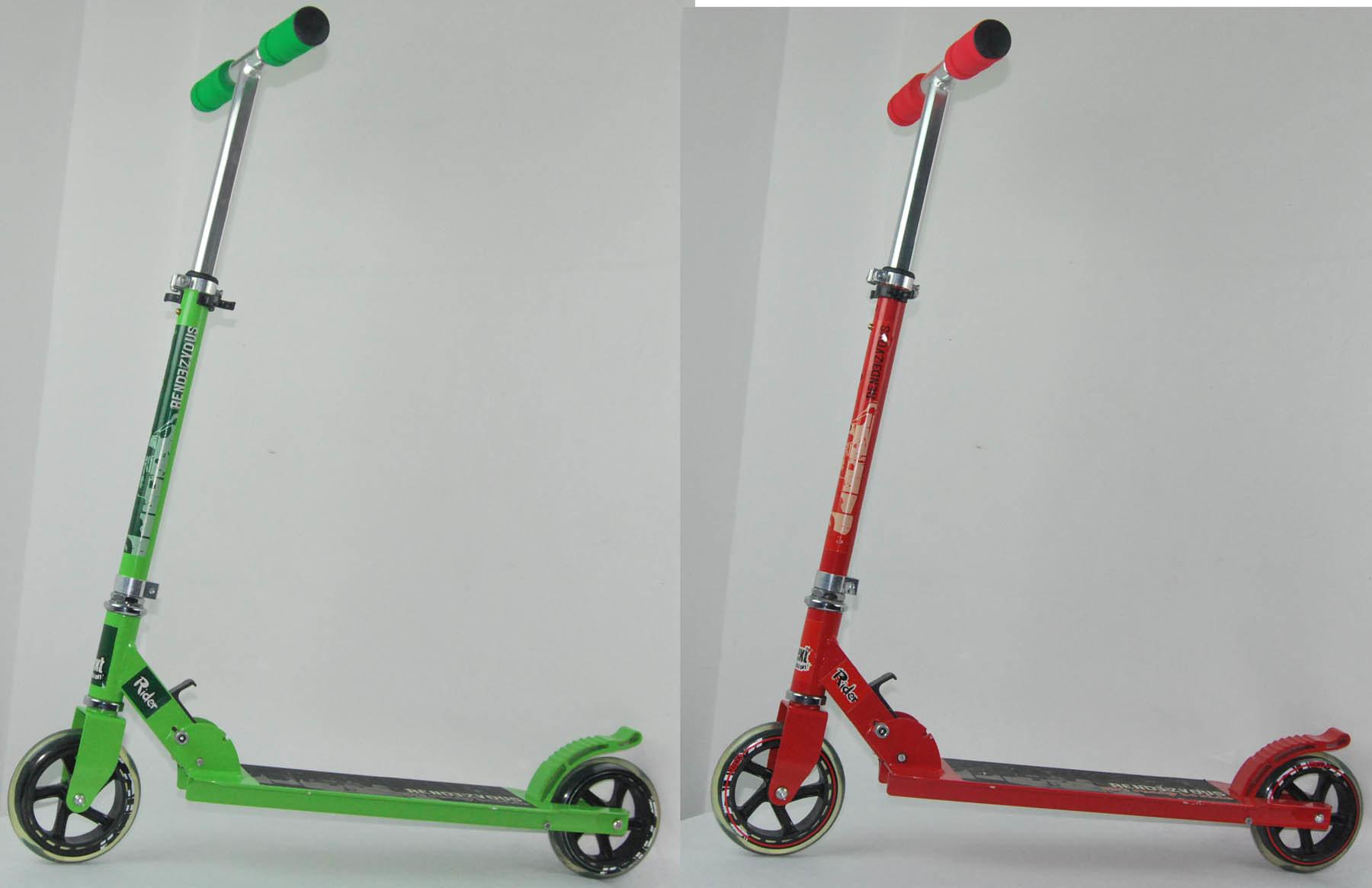 2 Wheels Aluminium 145mm Scooter(GSS-A2-005A)