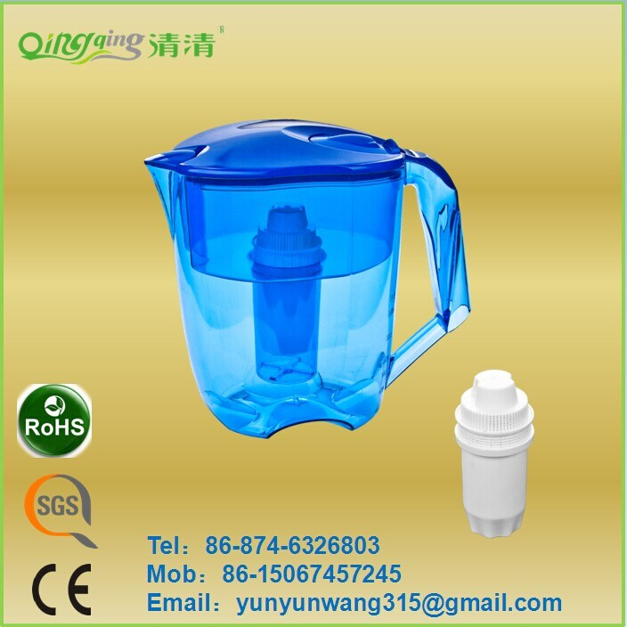 Smart Design Water Mineral Pitcher for Office Use
