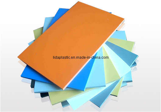 China Colored Polyvinyl Chloride Pvc Sheet Photos