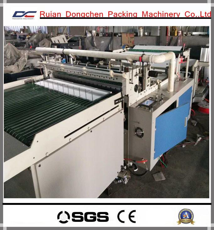 Automatic A4 Size Copy Paper Roll Cutting Machine (DC-H1200)