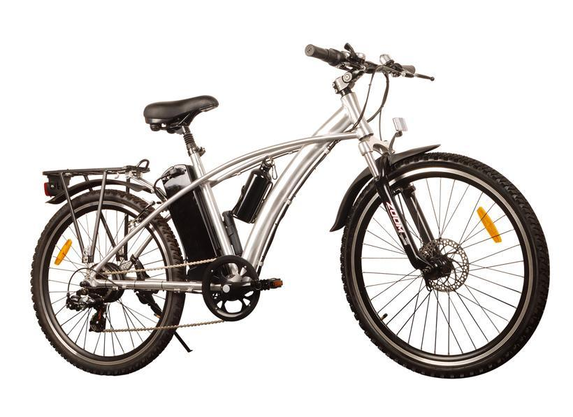 how to make electric bicycle in india