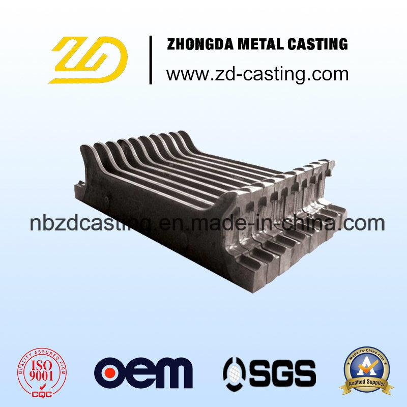 OEM High Chrome Cast Iron Sand Casting Grate Bar