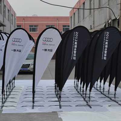 Digital Printing Teardrop Banners, Teardrop Flags