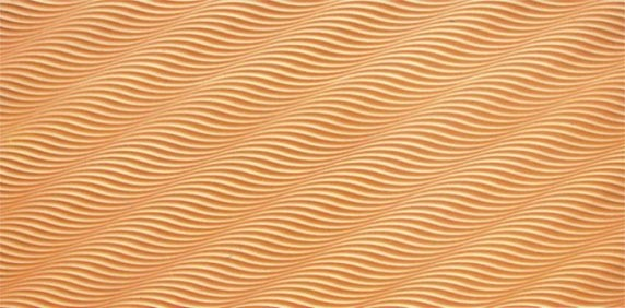 3D Solid Wave Wall Panel (NO. 8)