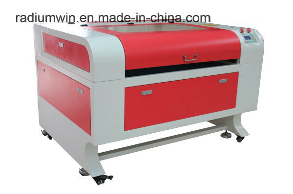 6090 80W CO2 Laser Cutting Machine for Leather Wallet